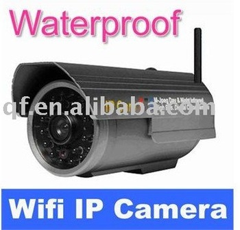wholesale and retail WiFi Wireless Waterproof 36 LEDS Infrared 25M iP Camera