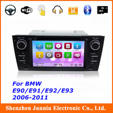 KGL-790M MTK WinCE 6.0 Car DVD Player 7″ Wifi 3G GPS Nav Radio Stereo for BMW 3 Series with Free 8GB Card Free Shipping