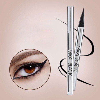 1 PCS Hot Ultimate Black Liquid Eyeliner Long-lasting Waterproof Eye Liner Pencil Pen Nice Makeup Cosmetic Tools