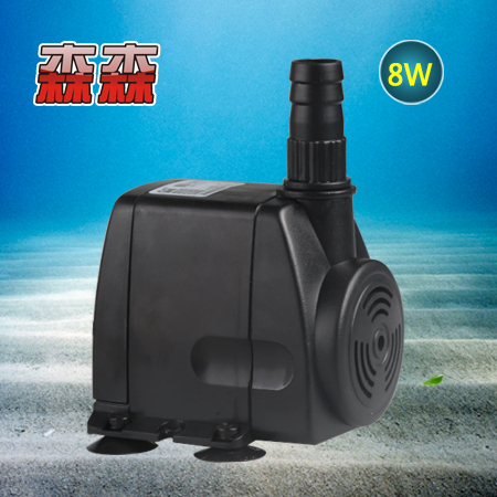HJ-741 Aquarium Water Changer dense submersible pump circulating water aquarium filter micro