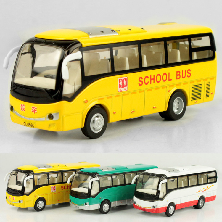2014 Sale Time-limited Freeshipping Sky Metal Cars Pixar Brinquedos Meninos Brinquedos Alloy Car Models Toy School Bus Big Model(China (Mainland))