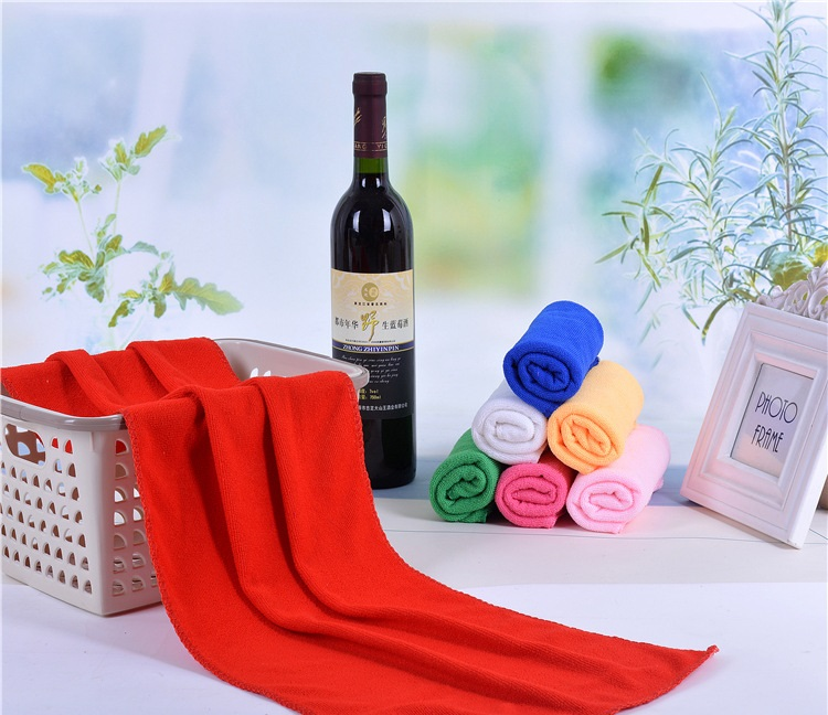 cheap 30*70cm microfiber high absorbent dry hair towel solid color hair salon towels quick dry microfiber hair towels(China (Mainland))