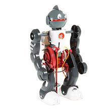 DIY Tumbling Robot Science Kit DIY Robot Toy Educational Toys experiment assembling toy(China (Mainland))