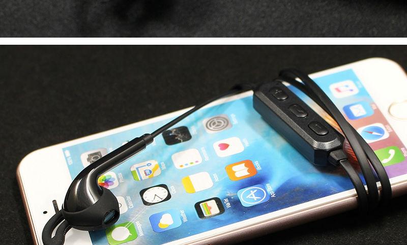 S8 Sport Bluetooth Stereo Earphone Bass vioce Wireless Headphones HIFI Headset For IPhone Samsung selfie Function fone de ouvido