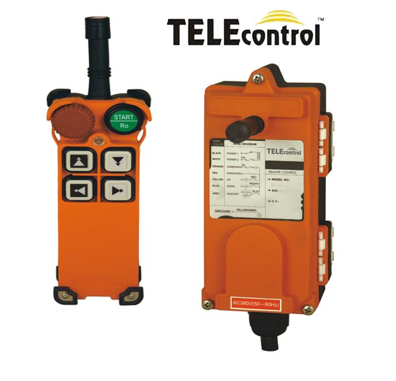 Construction Equipment Radio Control F21-4S (1 Transmitter +1 Receiver) Uting TELEcontrol Supplier(China (Mainland))