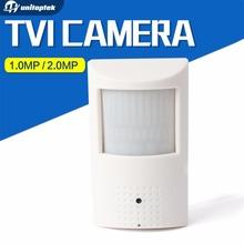 "Buy 1/4"" CMOS Sensor 720P PIR Style Security TVI Camera 2MP 1080P HDTVI Camera 3.7mm Lens CCTV Camera Work TVI DVR Indoor Use for $25.55 in AliExpress store"