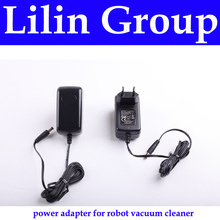 (For B2000,B3000.B2005.B2005 PLUS) Power Adapter for Robot Vacuum Cleaner , European Type,Two Pin, 2pcs/pack, Home Machine Parts