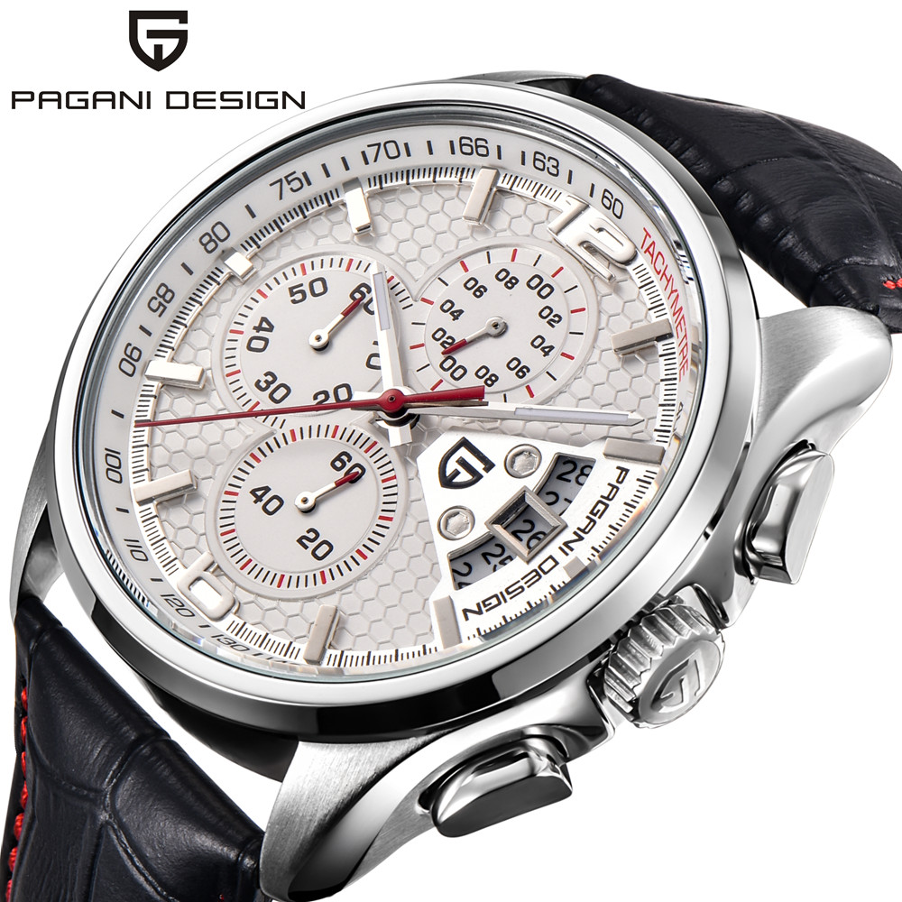 aliexpress buy pagani design s chronograph