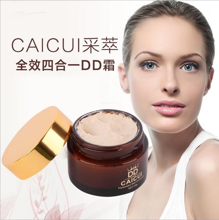 2pcs Face Care CAICUI Face Cream Korean Cosmetics DD Cream Concealer Whitening Cream for Face(China (Mainland))