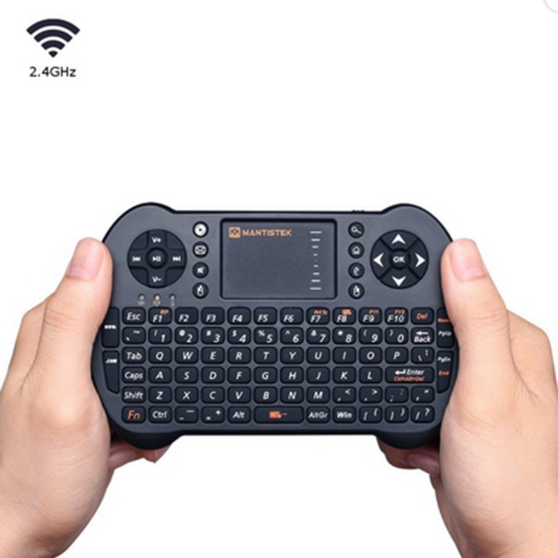 2.4GHz Wireless Gamepads Game Controller Joystick For PS3 Xbox 360 Phone Pad Android IOS Tablet Pc as A Keyboard Touchpad Mouse(China (Mainland))