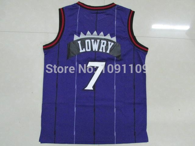 Kids Toronto 7 Kyle Lowry Basketball Jersey Youth, New Fabrics REV 30 Kyle Lowry Basketball Jersey Youth(China (Mainland))