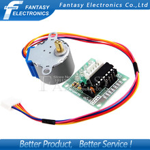 Buy 10PCS 5V 4-Phase Stepper Step Motor + Driver Board ULN2003 drive Test Module Machinery Board Arduino new Free for $19.55 in AliExpress store