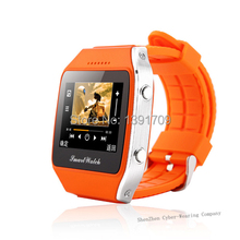 Bluetooth Smart Watch Phone Touch Screen Camera Support SIM Card TF Card GPS Smartwatch for iphone