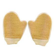 Душ Отшелушивающий Мыть Кожу Спа-Пена Для Ванны Перчатки Массаж Скруббер SSwell(China (Mainland))
