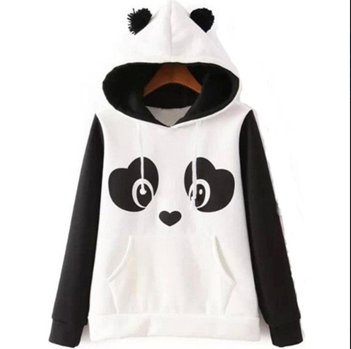 Womens-Hoodies-And-Sweatshirts-2015-Animal-Hoodie-With ...