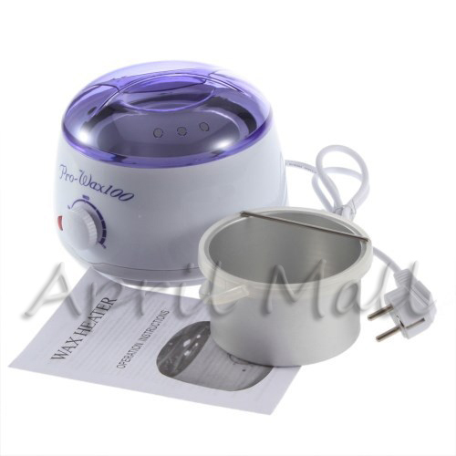 Portable Deplitory Wax Heater Hot Pot Paraffin Wax Warmer Home Salon Spa Feet Hands Body Waxing Machine Hair Removal Beauty Care(China (Mainland))