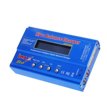 Balance Charger LiPo Battery Charging for Professional IMAX B6 80W 1-6S XT60 Digital RC Quadcopter Free ship