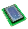 Free Shipping high quality 5pcs lot 3 3V 12864 Blue LCD screen with backlight J12864 ST7920