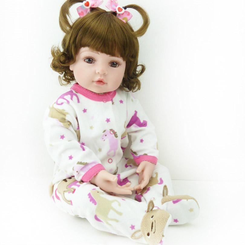 Reborn Doll Wigs 115