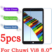 High Clear Matte Nano Explosion-proof More Perfect Than Tempered Glass For Chuwi Vi8 Tablet PC 8