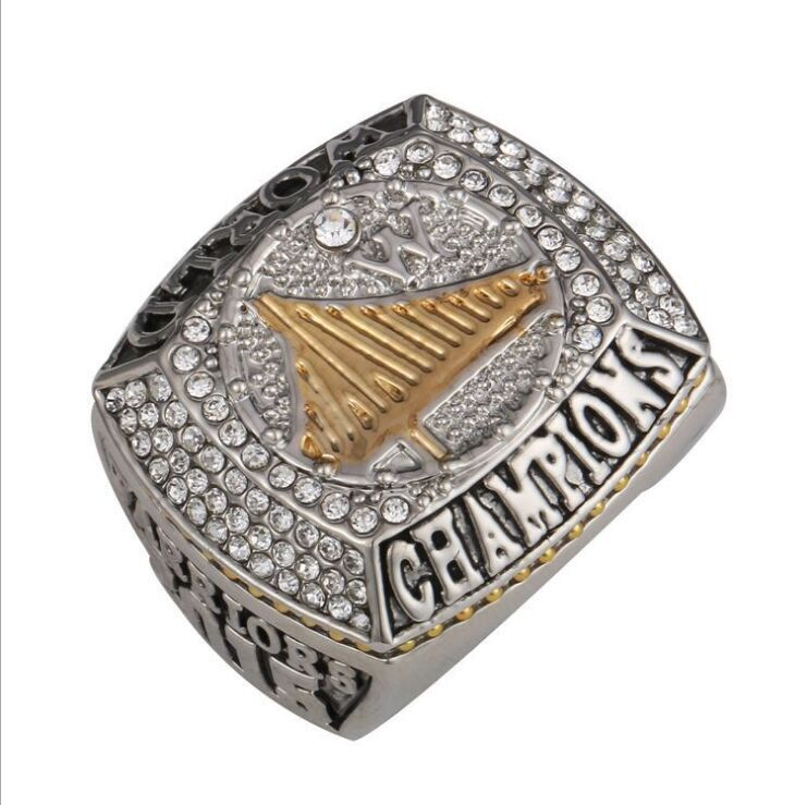 Newest 14-15 American Golden State Professional Basketball Curry & Lguodala Championship Rings For Women Vintage Men Jewelry(China (Mainland))