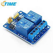Buy 10PCS 2 Channel Relay Module Relay Expansion Board 24V low level Triggered 2Channel relay module arduino for $16.02 in AliExpress store