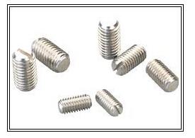 Гаджет  M4x5 Slotted Set Screws With Flat Point Stainless Steel Grub Screw None Аппаратные средства