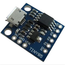 Useful High Quality Digispark Kickstarter Attiny85 USB Development Board for Arduino 2016 New(China (Mainland))