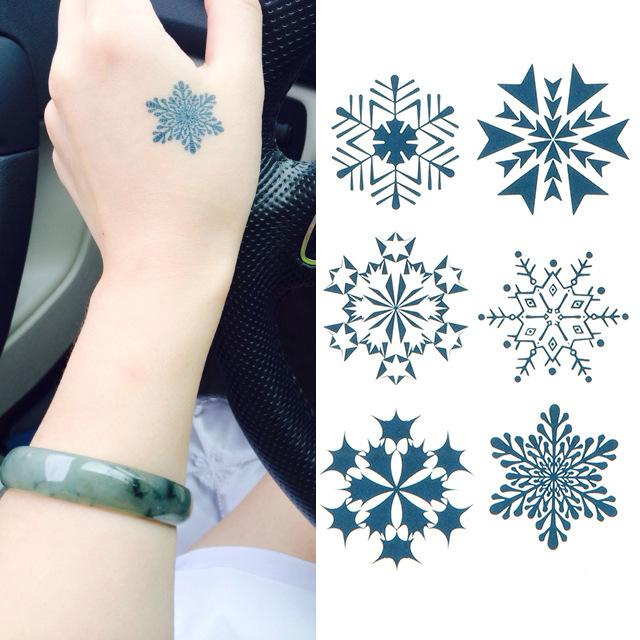 10.5 x 6 см новинка мода временные татуировки наклейки