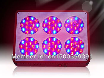 Free shipping! Can be customized Full Spectrum 90*3W  AC 85-265V High power LED Grow light for flowering plant