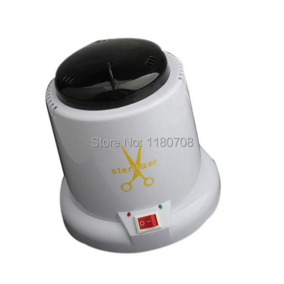 Salon Metal Nipper Tweezer Tools Nail Art Equipment Design Tattoo Clean Sterilizer Pot(China (Mainland))