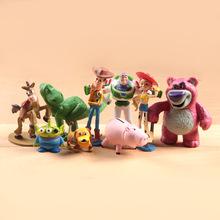 2015 Free DHL  500SET/LOT  Toy Woody Story 3 Buzz Lightyear Jessie Lotso Ken Kawii Hamm toy action figure(China (Mainland))