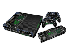 Machine For XBOX ONE Console Game Sticker Cover Vinyl Decals and Controllers Skins Xbox One Sticker