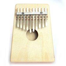 10 ключевых палец пианино Mbira Kalimba зубья оригинальный деревянный K arimbaHugh трейси маримба ударных музыкальных инструментов Y412