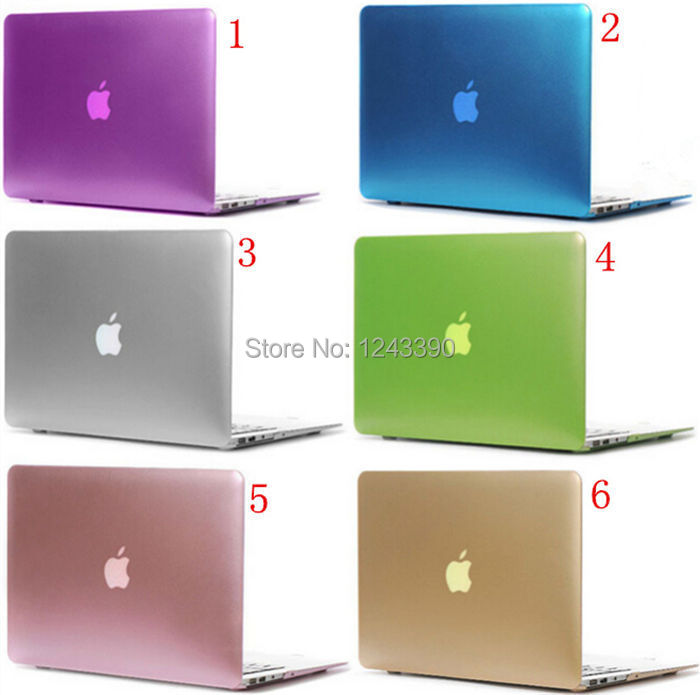 "For Apple Macbook Air 11""13"", Pro 13""15"",Pro With Retina 13""15"" Metal Ultrathin Aluminum Case Back Cover(China (Mainland))"