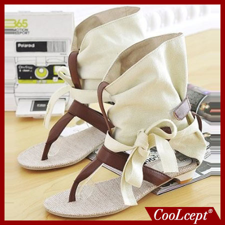 women HOT SALE S236 high quality leather uppers chic flat shoes sexy lady shoes women's fashion sandals size 34-43(China (Mainland))