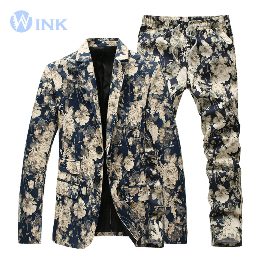 Men Suits Slim High Quality Tuxedos Superior Clothing And Pants Brand Formal Fashion Business New Top