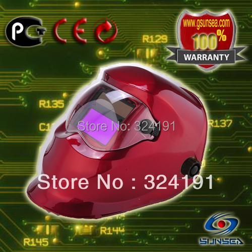 solar auto darkening welding mask, protective welding helmets face shields(China (Mainland))