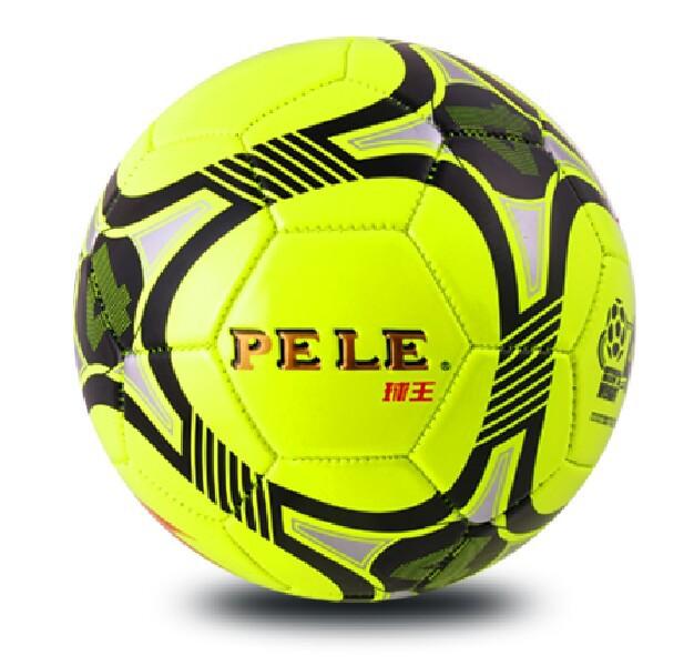 Free shipping! High quality Match PVC Star Soccer Ball/Football Size 4 FUTSAL Gift sports product football for 5 futsal players(China (Mainland))