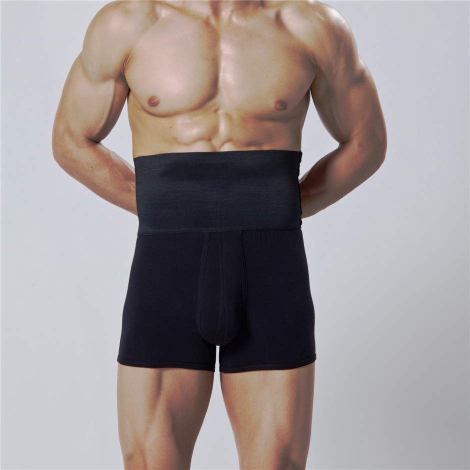 Mens Underwear Boxers Sale Strong Muscle Men Shaping Underwear Boxers Shorts Men's 2015 High Quality New Fashion 100% Cotton(China (Mainland))