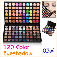 120 Colors Professional Eye Beauty Cosmetic Make up Eyeshadow Eye Shadow Palette