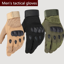 Hot sale tactical gloves outdoor cover finge army gloves bicycle cycling antiskid sports microfiber men's sports gloves JXY0146