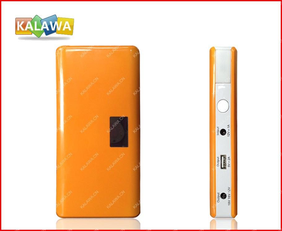 Digital Display 14000mAh K25 Multi-Function Car emergency start power Jump Starter Mobile phone Laptop Rechargeable Battery GGG(China (Mainland))