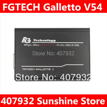 2015 New FGTECH V54 FG Tech Galletto 4 BDM-TriCore-OBD Function ECU Chip Tuning