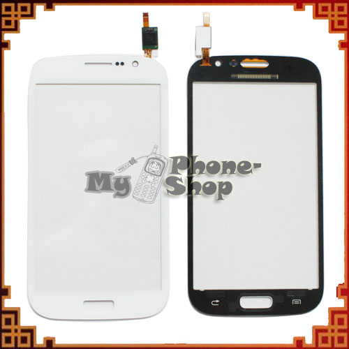 Original for Samsung for Galaxy Grand Neo i9060 Touch Screen Digitizer White Color without duos(China (Mainland))