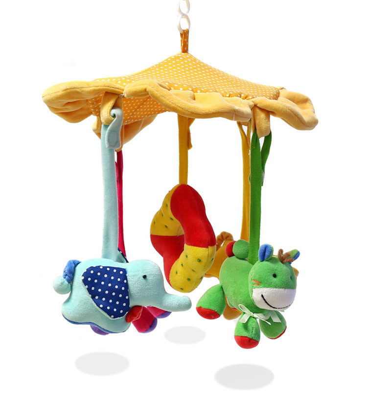 baby bed rattle-3