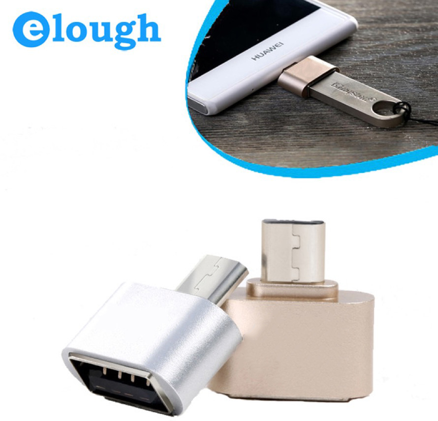 ELOUGH Fun mini Micro USB 2.0 OTG Hug Converter Camera Tablet MP3 OTG Adapter for Samsung Galaxy S3 S4 Sony LG OTG cable(China (Mainland))