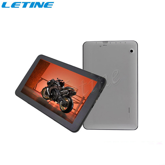 "Quad Core 1.3GHZ 800*480 512MB/8GB 9"" a33 Tablet pc Dual Camera Android 4.4 Wifi Tablet PC Android Cheapest mid"