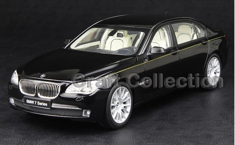 Kyosho 1/18 Black 7 Series 760 750 760Li Active Hybird (F04) 2012 Diecast Model Car Classic Toys Luxury Vehicle(China (Mainland))