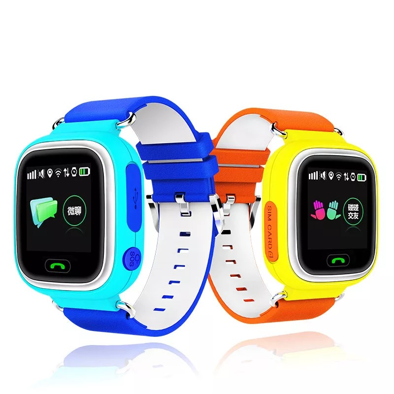 child Q90 Touch Screen WIFI Smart baby Watch Location Finder Device GPS Tracker watch for Kids Anti Lost Monitor PK Q80 Q60 Q50(China (Mainland))